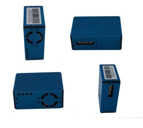High Precision Laser Dust Sensor Module PM1.0 PM2.5 PM10 Built-in Fan PMS5003