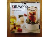 KENWOOD AT320B glass multi-mill