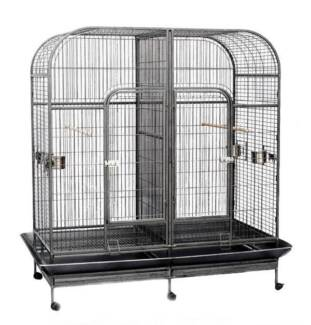 185cm twin bird cage aviary with removable divider Riverwood Canterbury Area Preview