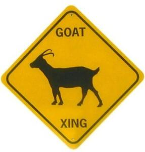 GOAT-XING-Aluminum-Sign-Won-039-t-rust-or-fade