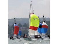 GP 14 Sailing Dinghy - Ready to Race