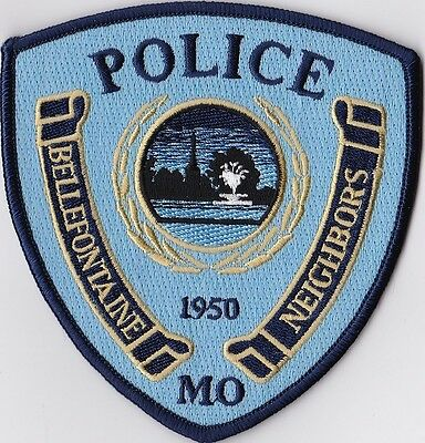 Bellefontaine Police Patch Missouri MO NEW!!