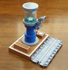 WATER TOWER & TRACK PIECE - Thomas & Friends - Take n Play - COMB P&P - SEE DESC