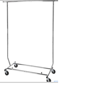 Garment/Clothing Rack Like New In Box For Sale At Very Low Price