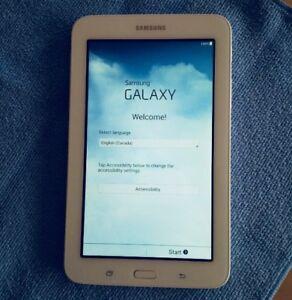 Samsung Galaxy Tab Tablet E lite
