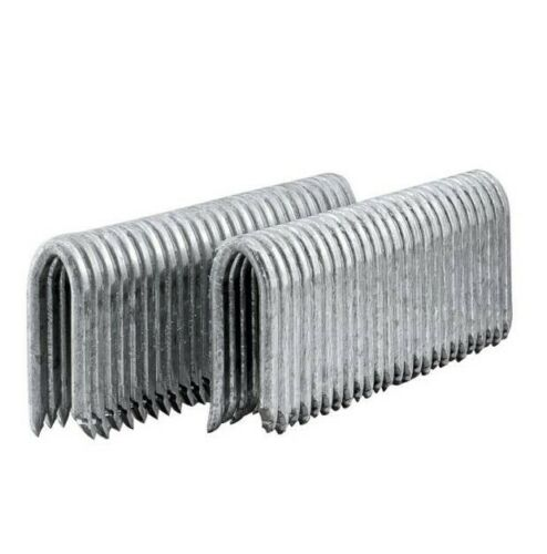 "Freeman FS105G125 10.5-Gauge 1-1/4"" Glue Collated Barbed Fencing Staples 1500"