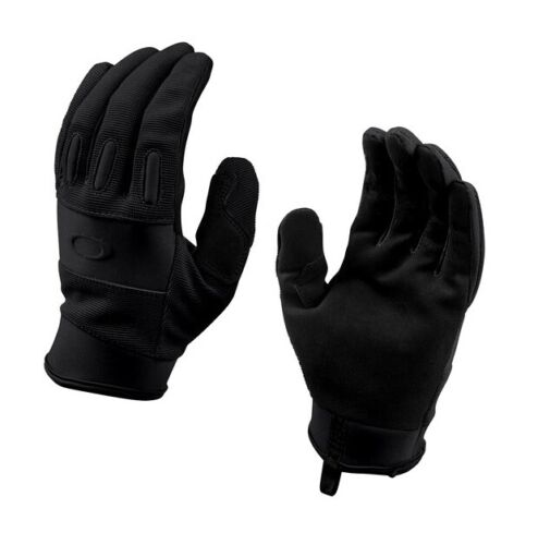 OAKLEY SI Standard Issue Lightweight 2.0 Black TAA Tactical Military Gloves
