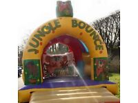 Bouncy Castles & Obstacle Courses For Sale
