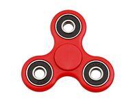 Tri Fidget Hand Spinner Toy