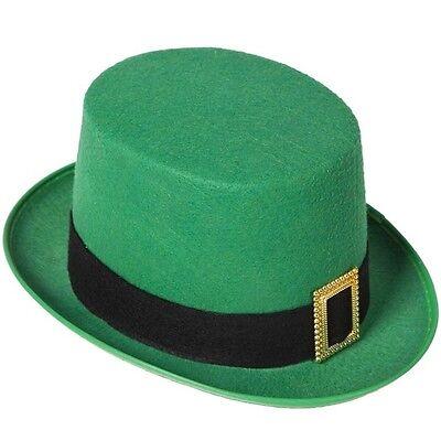 Herren Kobold Kostüm Zylinderhut st Patricks-Tag Irisch Zylinderhut - St Patricks Tag Kostüm