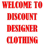 Discount Designer Clothing