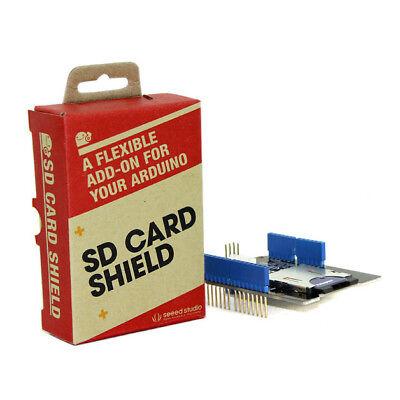 Seeed Studio Sd-karten-shield V4 Mit Grove-anschlssen Fr Arduino Unomegadue
