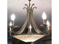 Italian Ceiling Light
