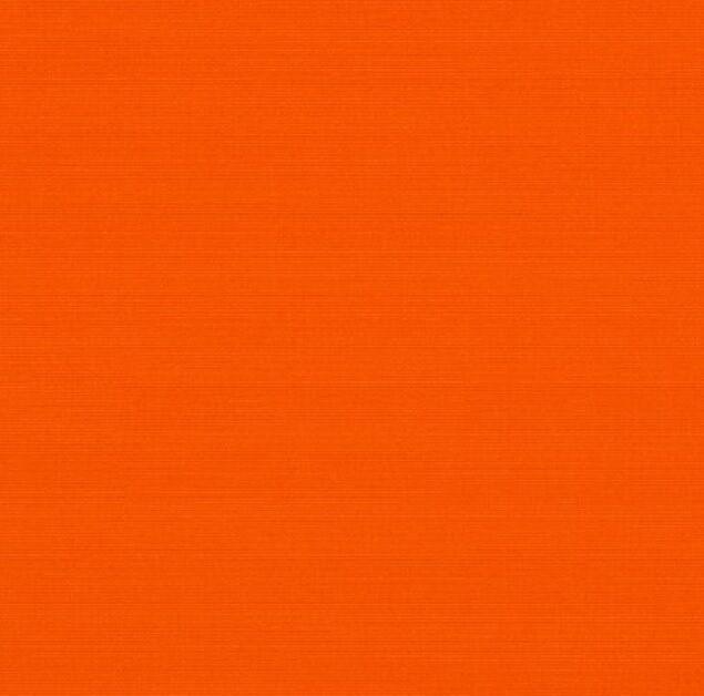 Outdoor Upholstery Sunbrella Fabric indoor orange  waterproo