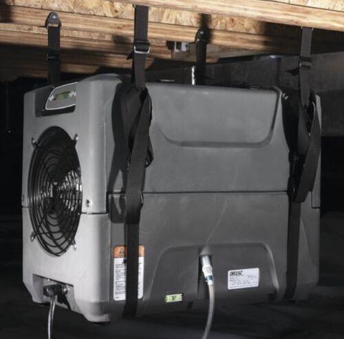 drieaz f526 phd 200 compact dehumidifier hanging
