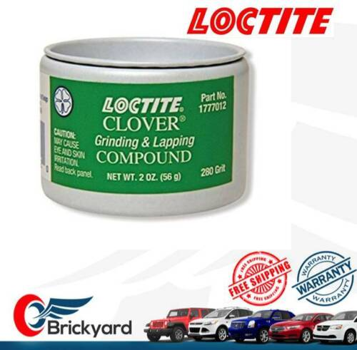 GENUINE LOCTITE 1777012 CLOVER GRINDING AND LAPPING COMPOUND 2-oz.