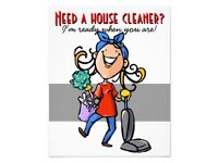 House Cleaner - Reliable & Professional