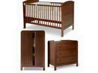 Baby mamas and papas nursery furniture