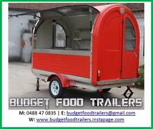 Food Trailer The Small Chef Solution Drive Away and Cook Peakhurst Hurstville Area Preview