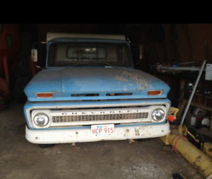 1966 Chev 10 For Sale