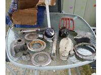 Motor cycle parts Puch. Honda