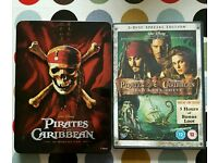 Pirates of the Caribbean x 2