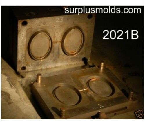 "plastic injection mold, picture frame 7.5"" Oval"