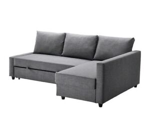 IKEA Friheten grey couch - $400