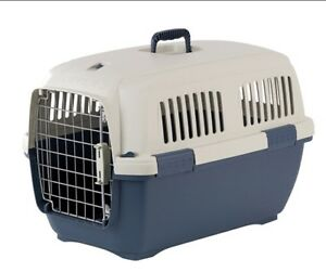 Very solid hard Plastic Dog crate