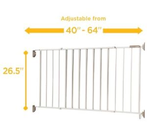 New safety 1st extra wide gate