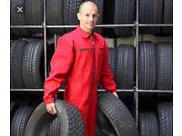 Job for Tyre fitter