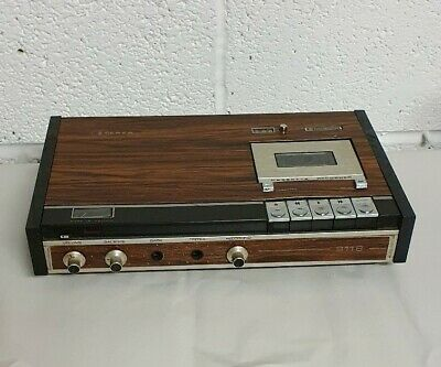 Vintage Cambridge 9116 Cassette Recorder - Made in Holland