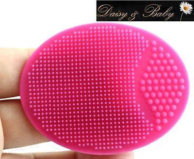 Cradle cap brush baby UK soft massaging hair scalp toddler infant bath scrub