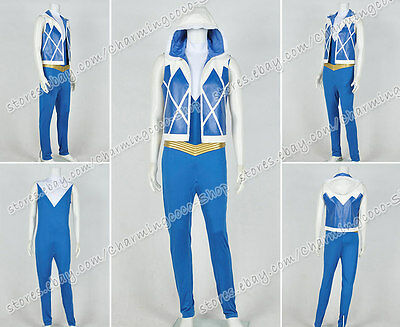 Cheap Anime Cosplay Costumes (The Flash DC Anime Cosplay Captain Cold Leonard Snart Costume Leather Vest)