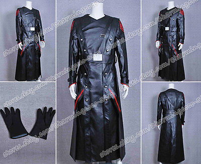 Captain America Cosplay Red Skull Costume Outfit High Quality Halloween Clothing