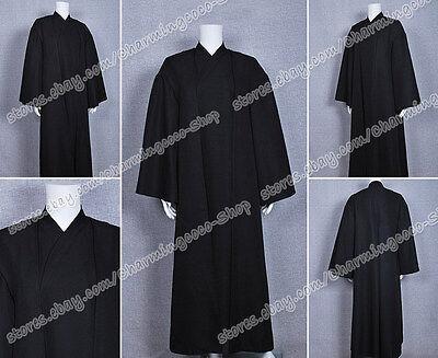 Harry Potter Cosplay Lord Voldemort Kostüm schwarz Kimono Robe Original Design