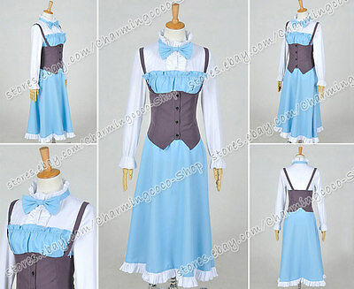 Akame Ga Kill Cosplay Aria Costume Dress Beautiful Great For Girls Fashionable (Great Costumes For Girls)