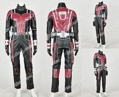 Ant-Man The Avengers Cosplay Scott Lang Costume Uniform Halloween Superhero Cool