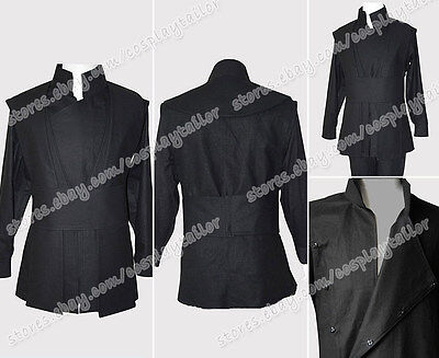 Star Wars Cosplay Halloween Luke Skywalke Uniform Costume High Quality Good Sell](High Quality Star Wars Costumes)