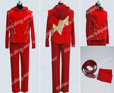 Superman Movie Smallville Flash Impulse Red Cosplay Costume Same As The Original](Cheap Movie Costumes)