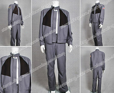 Stargate Atlantis Uniform John Sheppard Costume Jacket And Pants The Whole Set - Sheppard Costume