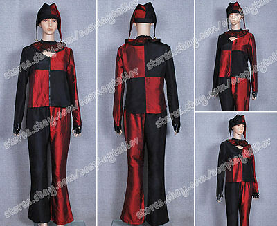 Batman Movie Costume Harley Quinn Tailor Made Dress Outfits Great For You Daily - Batman Costumes For Teens