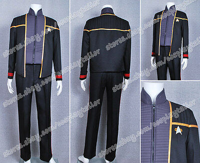 Star Trek Coaplay Maquis Forces International Mess Costume  Uniform High Quality - High Quality Star Trek Uniform