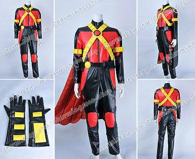 Young Justice Cosplay Red Robin Tim Drake Kostüm Set voll wunderbar für Parteien