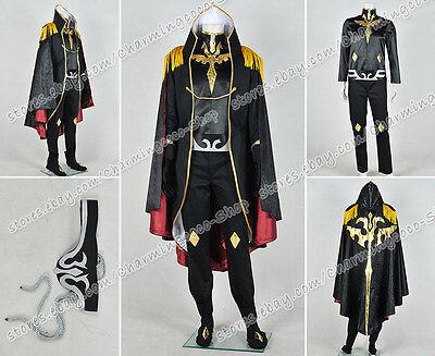 Code Geass OVA Cosplay Julius Kingsley Kostüm Combat Uniform Outfit - Kostüm Gemacht