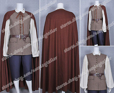 Pirates of the Caribbean Cosplay Will Turner Brown Costume Outfits Well Designed - Pirates Of The Caribbean Will Turner Costume