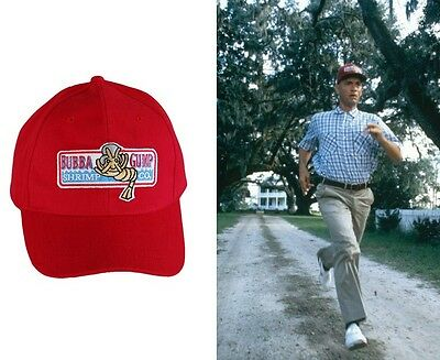 Bubba/Forrest Gump Shrimp Co.Adult Baseball Cap Company Running Jogging Hat
