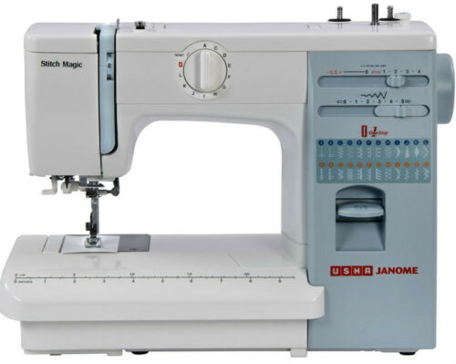 Ultimate Lucky Draw Offer   Usha Janome Stitch Magic Automatic Sewing Machine available at Ebay for Rs.17800