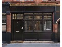 NO PREMIUM** Retail Shop **SHOREDITCH** Hoxton Square** Flexible - City Islington N1** 250 Sq Ft