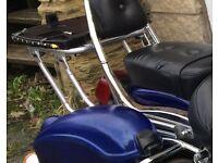 Motorcycle Rear Carrier/Rack